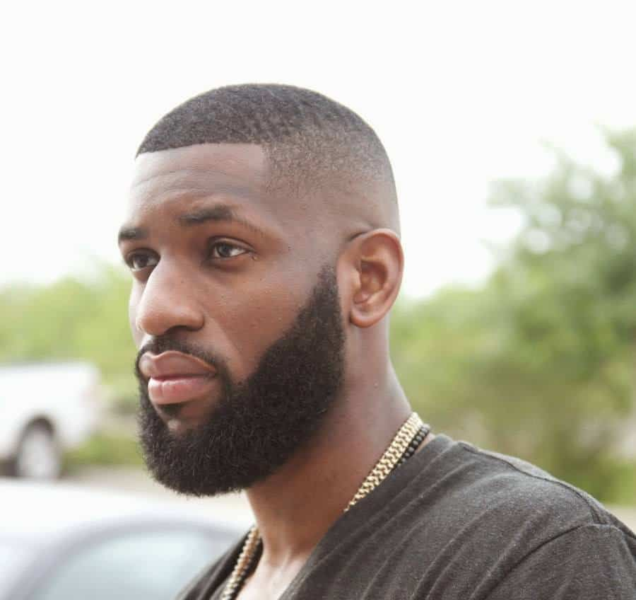 5 Most Popular Black Man Beard Styles Beardoholic