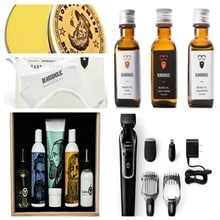 How To Make Your Bearded Man Happy with Holiday Gifts