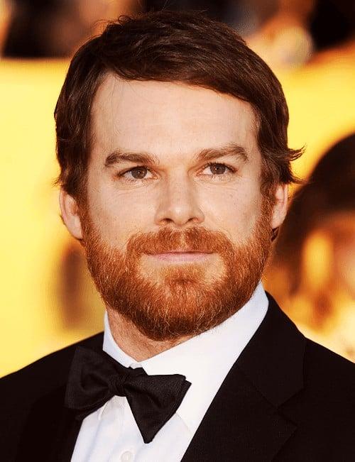 Famous ginger beard styles
