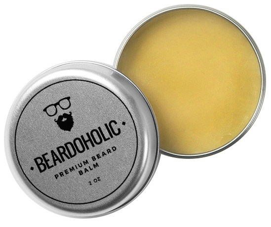 Beardoholic beard balm