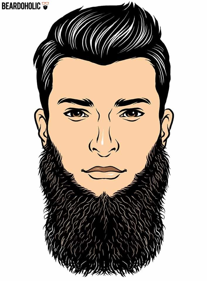 The Amish Beard