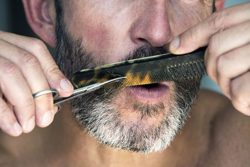 How to Effectively Grow a Handlebar Mustache