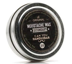 Can You Handlebar Moustache Wax