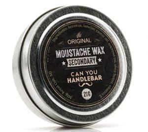Mustache wax