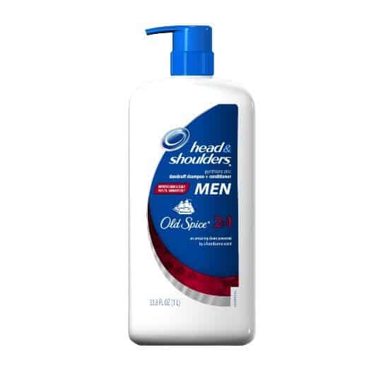 1. Head & Shoulders 2-in-1 Dandruff Shampoo