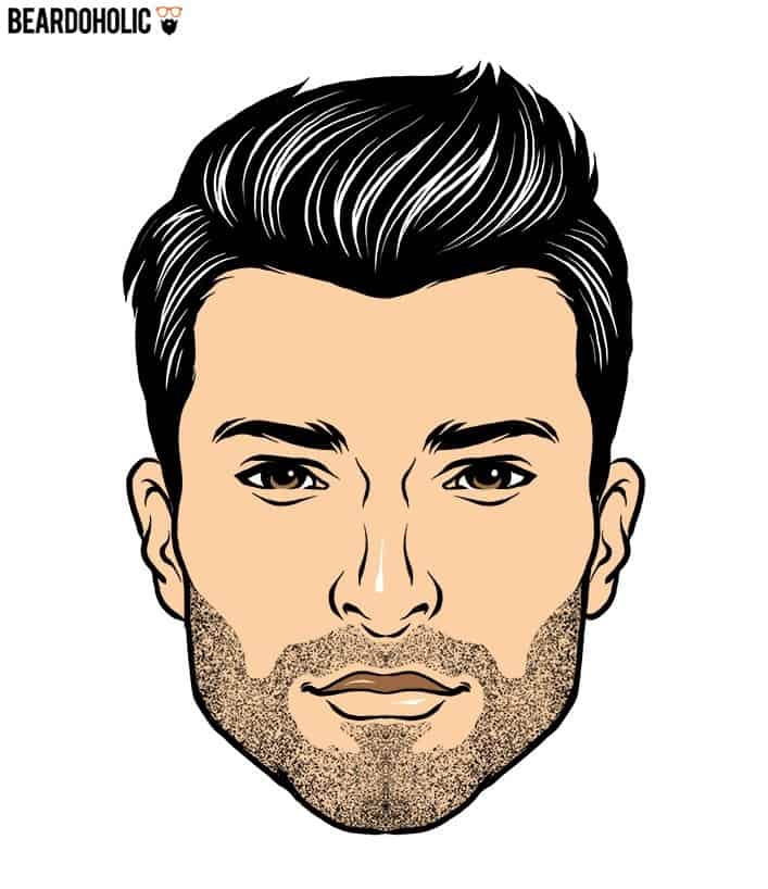 1. Simple Yet Short - Simple Yet Short Beard In Short Beard Styles