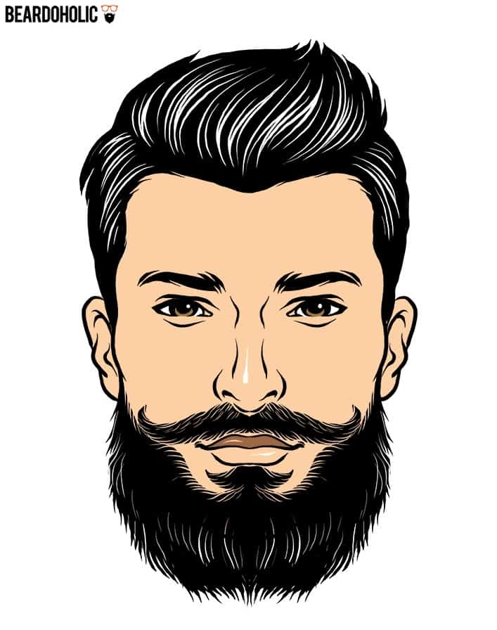 New Age Elegance Beard In Short Beard Styles