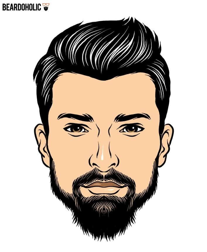 The Lazy Celebrity Beard In Short Beard Styles