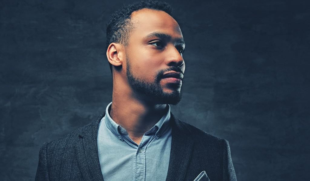Why Black Men Beards are Patchy and How to Fix This