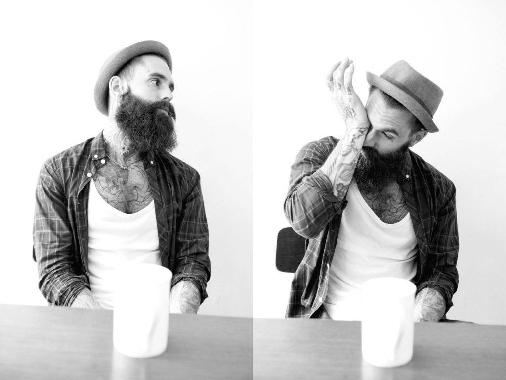 Ricki Hall Best Beard Styles