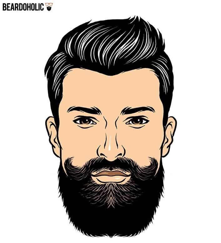 8. Woodsman - Full Beard Styles and Ideas