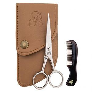 Beard & Mustache Scissors from Marbeian