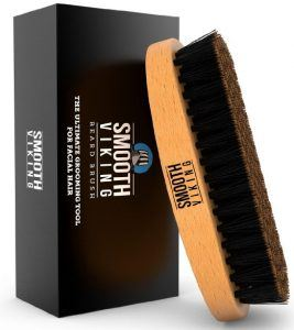 Smooth Viking Beard Brush & Comb Kit