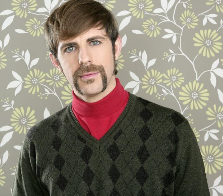 Hybrid Mustache Styles