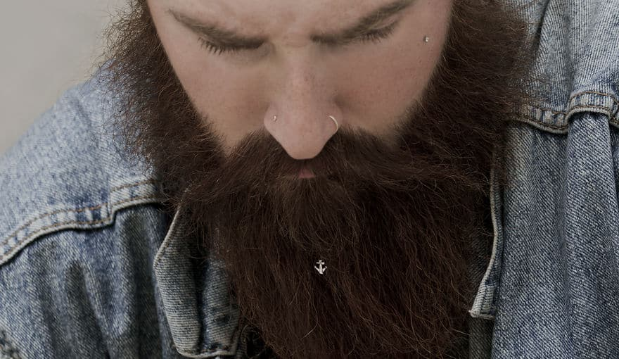 First Ever Jewelry Collection For Bearded Men