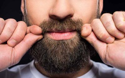 How To Trim A Mustache Fast And Easy