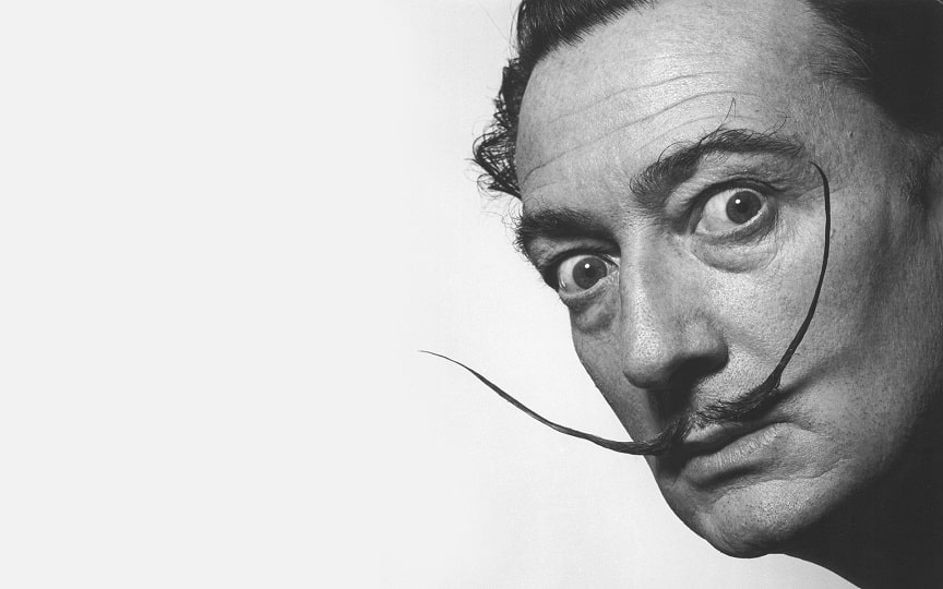 Salvador Dali: 150 Famous Paintings Analysis, Complete ...