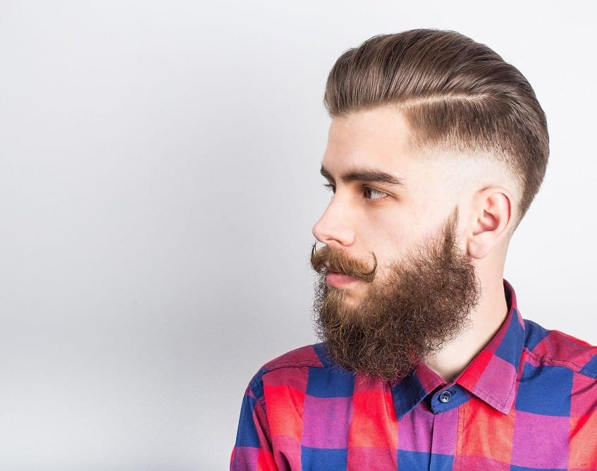 How to Straighten Your Curly Beard - 5 Simple Ways