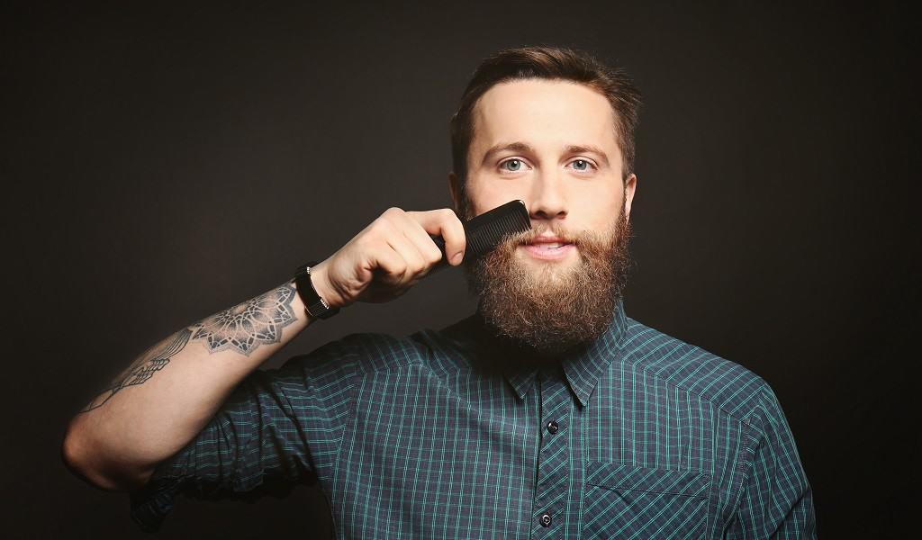 Benefits of Mustache Combing