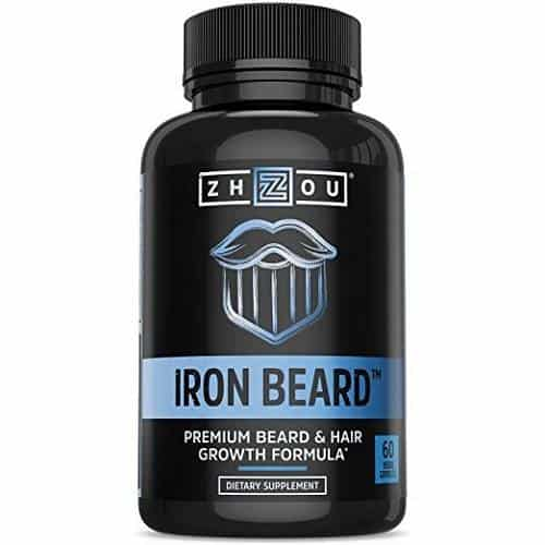 Iron Beard Premium Growth Formula