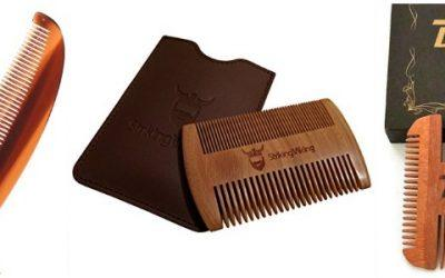 3 Best Mustache Combs – Pros and Cons