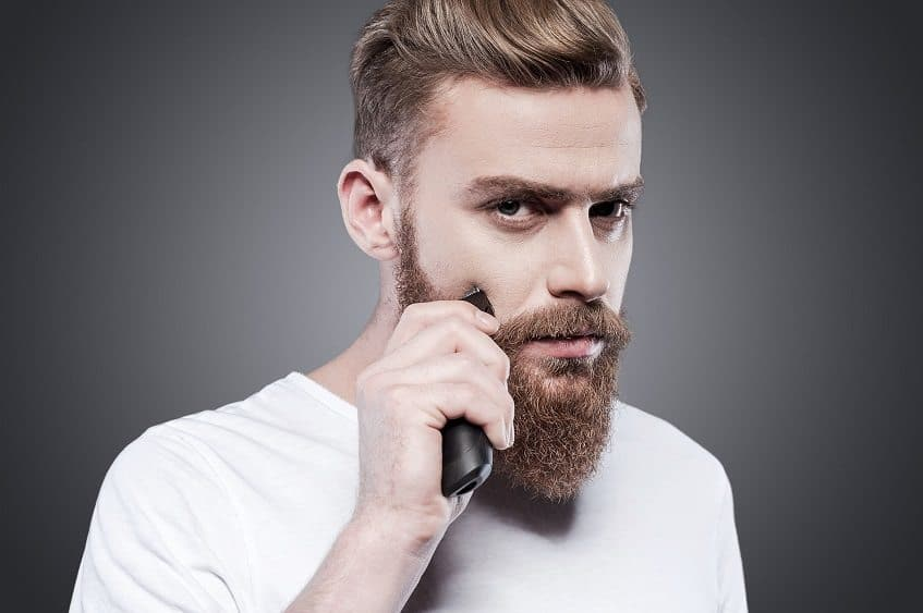 Ultimate beard fade how to pull it off beardoholic beard trim before beard fade urmus Choice Image