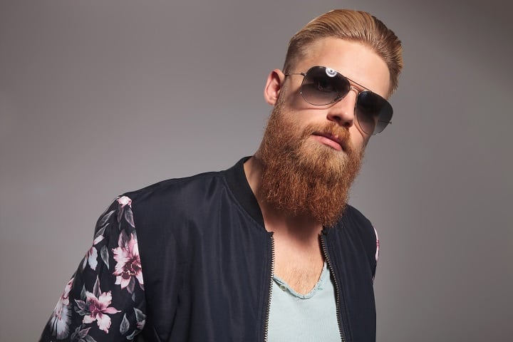 Growing a Beard Is Your Passion