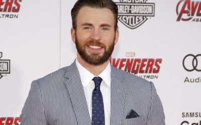 Buff and Bearded: The Iconic Look of Chris Evans