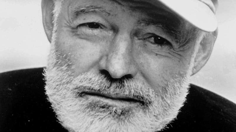 Ernest Hemingway – Legendary Bearded Writer