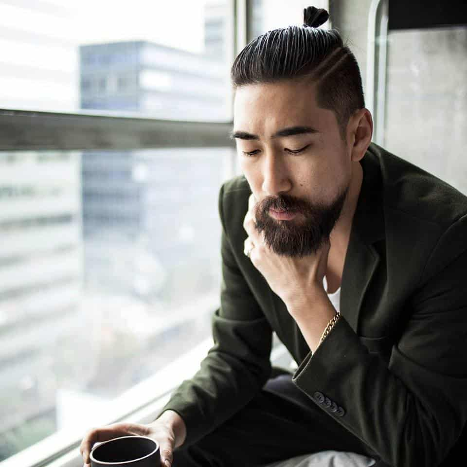 asian beard styles - proof that asians can grow beards - beardoholic