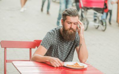 How to Eat and Drink with a Beard and Mustache Without the Mess