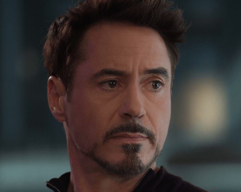 Tony Stark Beard Style – How to Grow It, Shape It and Style It