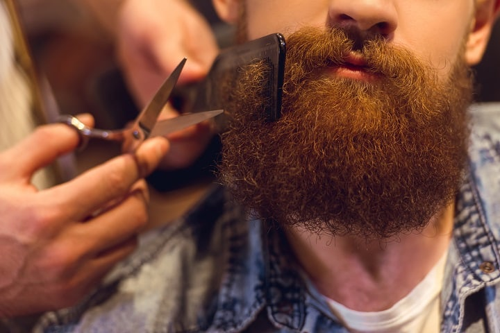 Quick Beard Barber Tips