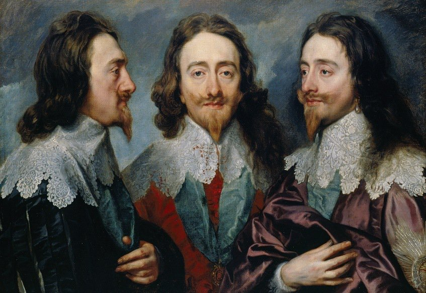 Anthony van Dyck beard