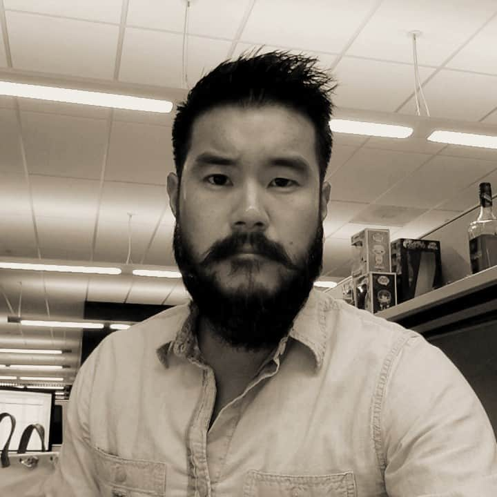 Asian Beard Styles - Proof That Asians Can Grow Beards