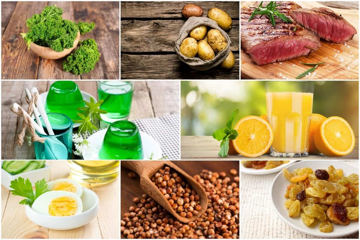 foods that are high in essential vitamins and minerals is one of the fastest ways to having a thicker beard