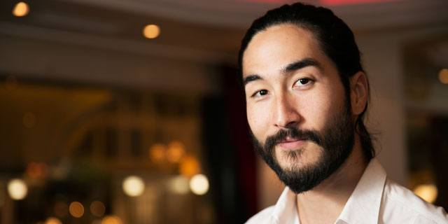 Famous Asian Men with a Beard