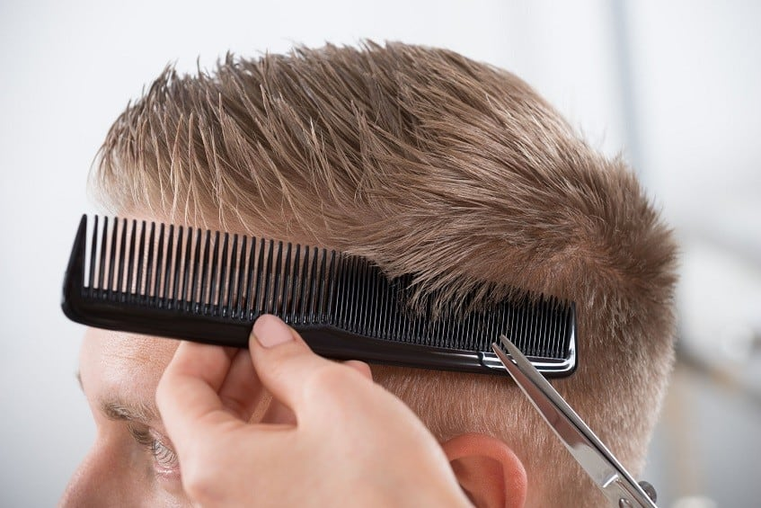 How to Maintain a Crew Cut