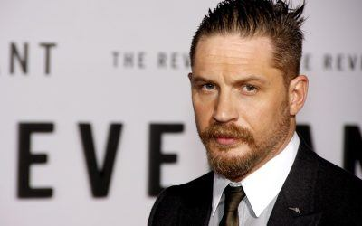 Tom Hardy's Beard Style – Everything You Need To Know