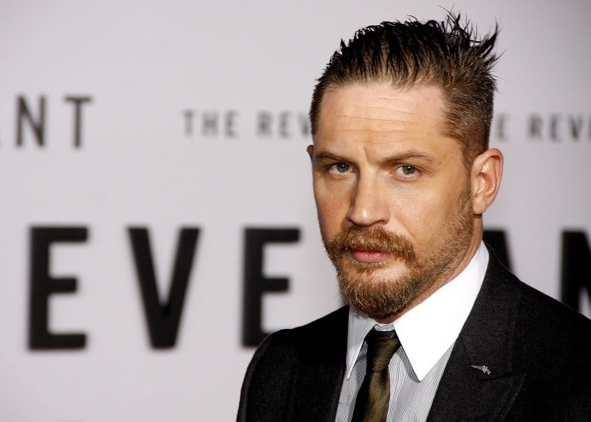 Tom Hardy's Beard Style - Everything You Need To Know