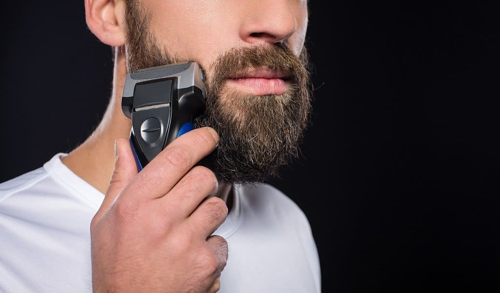 How to Trim a Long Beard