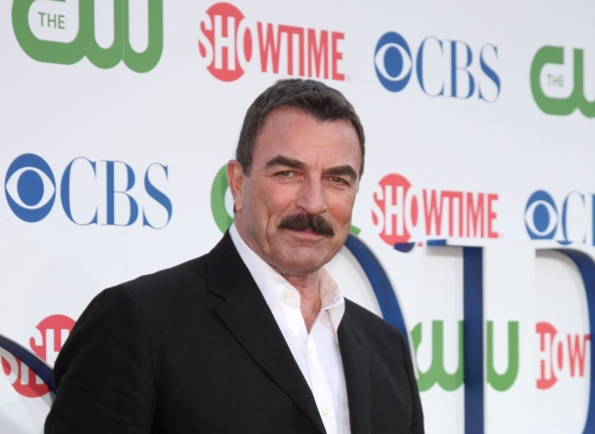 Tom Selleck's Mustache – Hollywood 'Stache of Fame