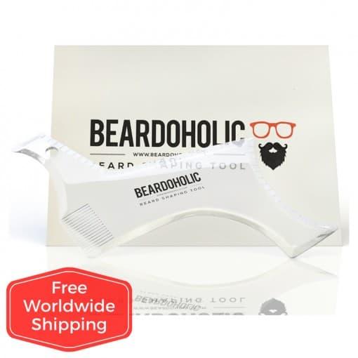 Beardoholic All In One Beard Shaping Tool