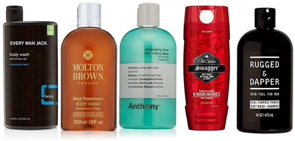 5 Best Body Wash for Men Who Want a Refreshing and Luxurious Shower