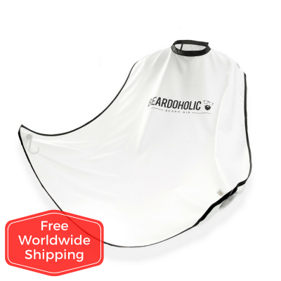 Beardoholic beard bib