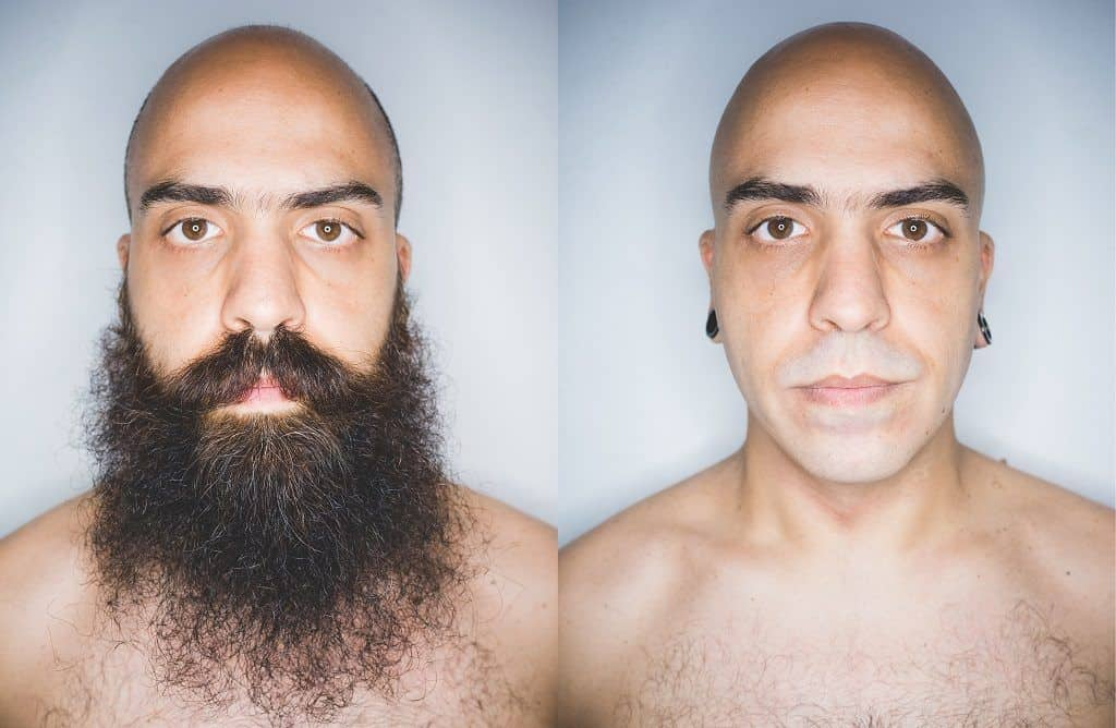 Myth #15: Growing a beard will present problems with a passport or other photo IDs