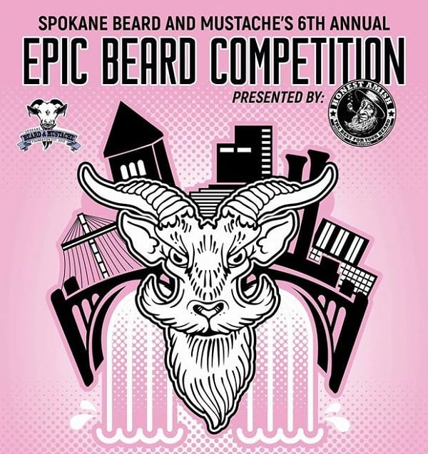 Epic Beard Competition