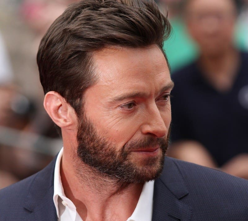 Hugh Jackman Haircut: Logan Haircut Wolverine