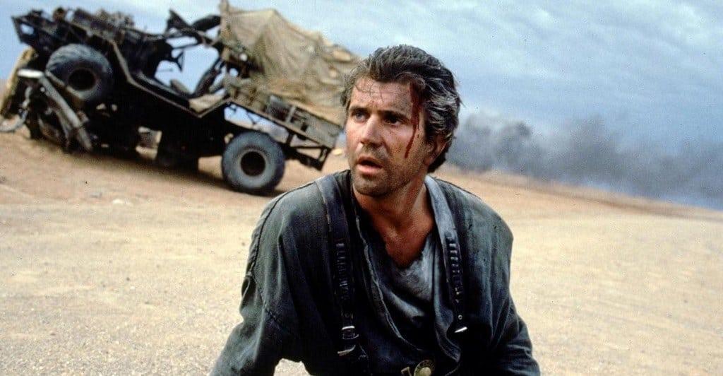 Mad Max where he starred as Max Rockatansky