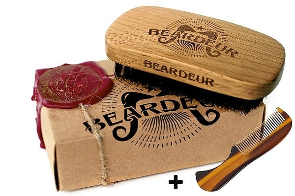 Beardeur Beard Brush